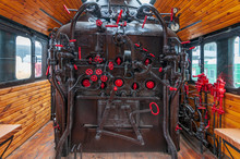 Details Of Steam Locomotive.