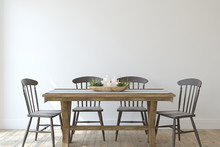 Modern Farmhouse Dining-room. ...