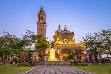 Manila Cathedral, Intramuros, ...