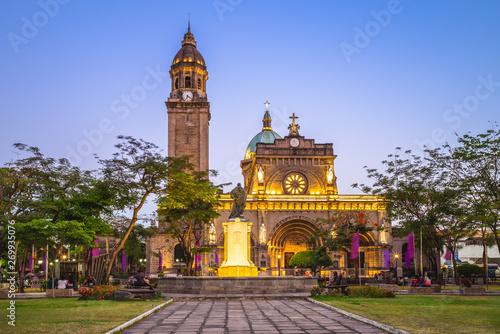 Cadres-photo bureau Lieu de culte Manila Cathedral, Intramuros, Manila, Philippines