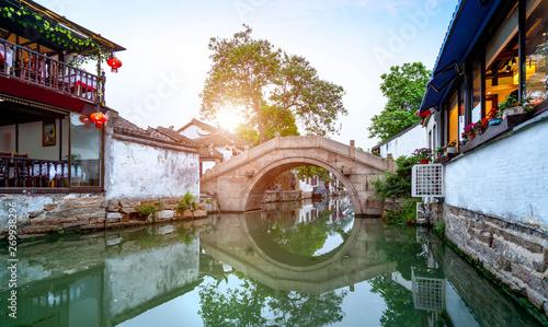 Foto  Residence in Zhouzhuang Ancient Town, Suzhou..