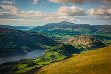 Green Valley And Thirlmere Lak...