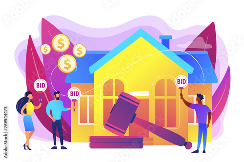 Photo Property buying and selling