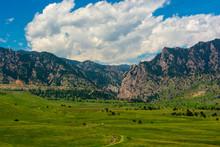 Eldorado Canyon In Boulder Cou...