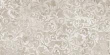 Vintage Background With Floral Damask Pattern