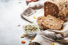 Whole Wheat Organic Rye Dark B...