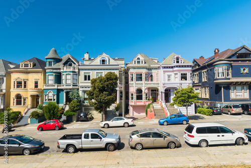 Painted Ladies houses of San Francisco