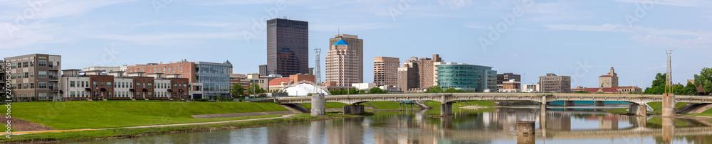Fototapety, obrazy: Dayton CityScape