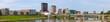 canvas print picture - Dayton CityScape