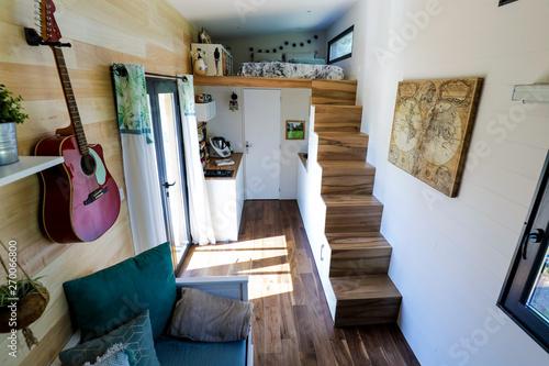 Foto Tiny House, intérieur