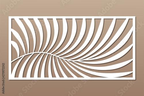 Fotografia Decorative card for cutting