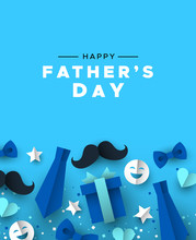 Fathers Day Greeting Card Of B...