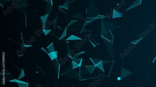 Fotografía  Abstract digital background