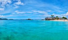 Emerald Shallow Beach, Khai Nai Island, Phuket, Thailand