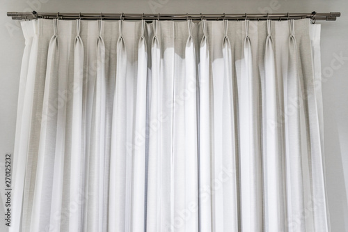 Beautiful curtains with ring-top rail, Curtain interior ...