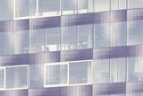 Fassade von einem Bürogebäude