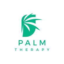 Palm Therapy Logo Design Inspiration