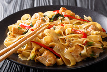Pad Kee Mao Is A Traditional T...