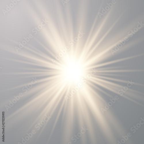 Fototapeta Glow light effect obraz na płótnie