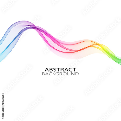 Poster Abstract wave abstract wave background