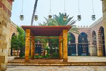 Explore Aqsunqur (Blue) Mosque Of Cairo, Egypt