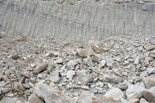Limestone And Marl Quarry As C...