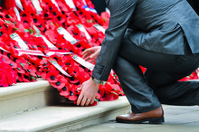 Remembrance Sunday Service At ...