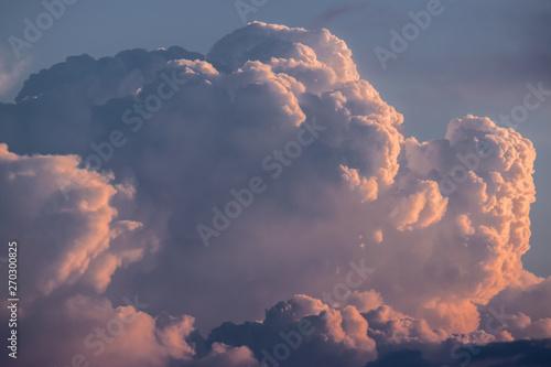 Fotografie, Obraz  Storm clouds