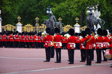 Royal Palace Guard's Band At Q...