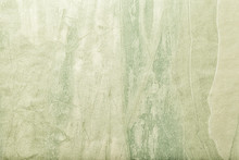 Abstract Art Background Green ...