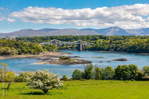 Anglesey, Wales Fototapeta