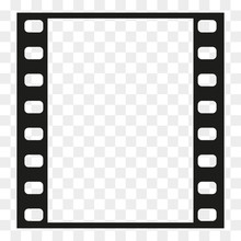 Film Strip Frame Or Border. Ph...