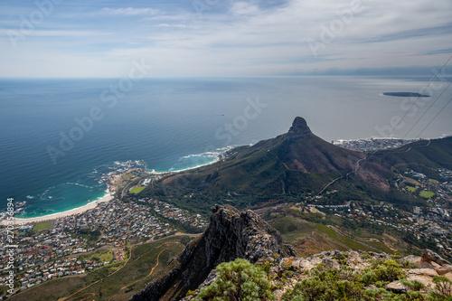 Poster Afrique du Sud Cape Town, Western Cape, South Africa