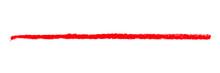 Langer Roter Kreidestreifen Al...