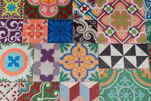 Portuguese Glazed Tiles Handmade Floor Tile