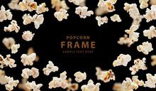 Popcorn Frame, Flying Popcorn ...