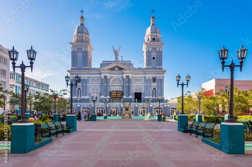 Valokuvatapetti Santiago de Cuba, Cathedral Basilica Our Lady of Assumption