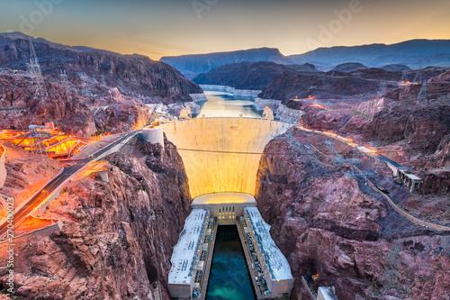 Hoover Dam, USA Wallpaper Mural