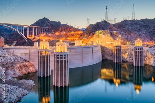 Fototapeta  Hoover Dam, USA
