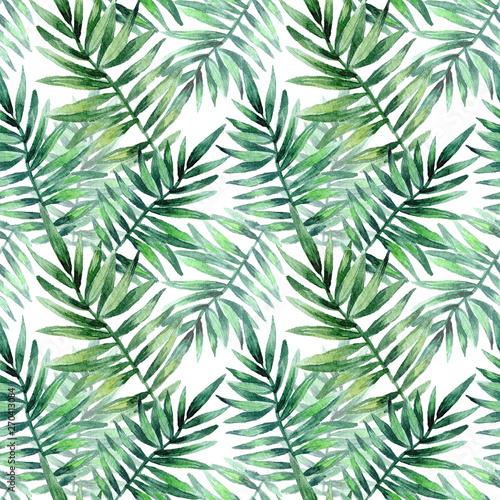 akwarela-bezszwowe-wzor-z-tropikalnych-lisci-egzotyczny-swiezy-wzor-odizolowywajacy-na-bialym-tle