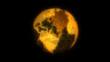 Planet Earth 3d render, futuristic hologram technology concept