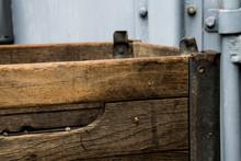 Warm Rustic Crate