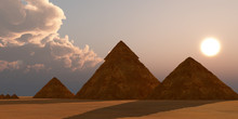 Giza Plateau - The Great Pyram...