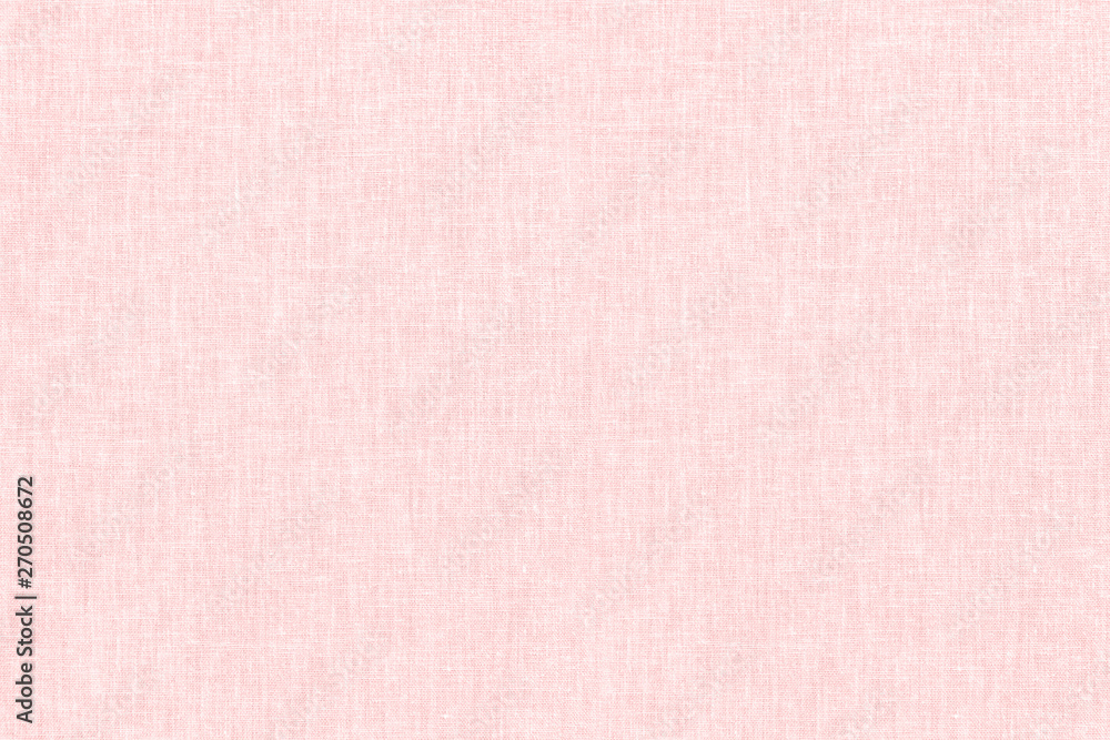 Fototapeta Pale pink fabric background