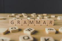 Selective Focus Of Word Gramma...
