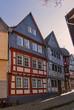 Fachwerkhäuser in der Altstadt von Limburg in Hessen in Deutschland