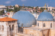 Church Of The Holy Sepulchre. ...
