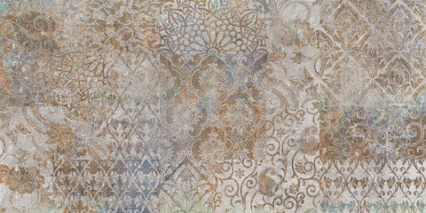 vintage floral background, ...
