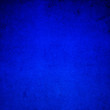 canvas print picture - Blue backdrop