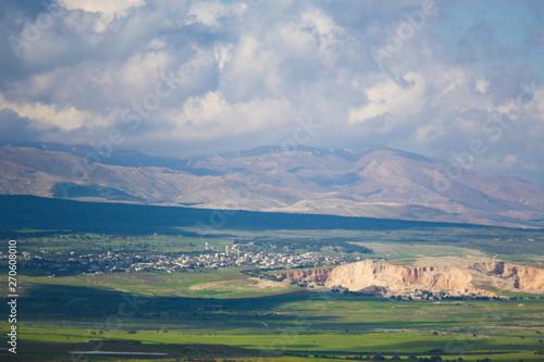 Obraz na plátne Golan Heights, Israel